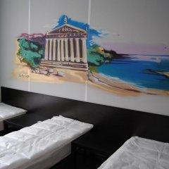 Хостел Европа Номер с общей ванной комнатой с различными типами кроватей (общая ванная комната) фото 3