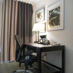 Отель Country Inn & Suites Effingham 2* Стандартный номер с различными типами кроватей фото 4