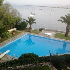 Отель Kavouri Flat Греция, Афины - отзывы, цены и фото номеров - забронировать отель Kavouri Flat онлайн бассейн фото 2