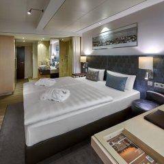 Отель Park Inn by Radisson Berlin Alexanderplatz 4* Стандартный номер двуспальная кровать