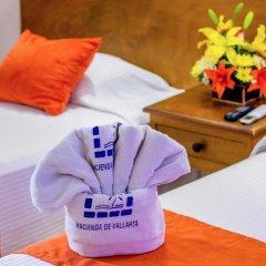 Hotel Hacienda de Vallarta Centro 3* Стандартный номер с различными типами кроватей фото 2