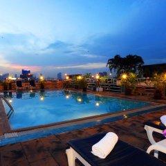 Отель Royal Suite Residence Boutique Бангкок бассейн фото 2