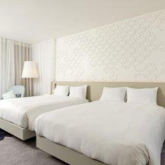 Отель Hilton Malta 5* Номер Делюкс с 2 отдельными кроватями фото 7