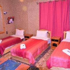 Отель L'Homme du Désert Марокко, Мерзуга - отзывы, цены и фото номеров - забронировать отель L'Homme du Désert онлайн комната для гостей фото 3