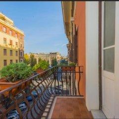 Отель Nucleus Holidays - Vatican Rome Италия, Рим - отзывы, цены и фото номеров - забронировать отель Nucleus Holidays - Vatican Rome онлайн балкон
