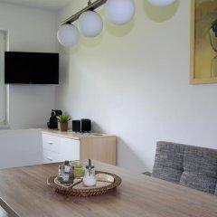 Отель Tischlmühle Appartements & mehr Улучшенные апартаменты с различными типами кроватей фото 35