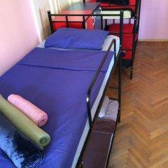 Squirrel Hostel Tbilisi Кровать в общем номере с двухъярусной кроватью фото 10