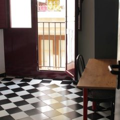 Hostel New York Кровать в общем номере с двухъярусной кроватью фото 8