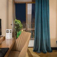 Museum Hotel Orbeliani 4* Стандартный семейный номер с двуспальной кроватью