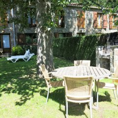 Отель Apartamentos Rurales Les Barnedes Мольо фото 15