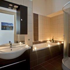 Апартаменты Charles IV Apartments Прага ванная