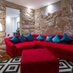 Отель Ribeira flats mygod 4* Апартаменты разные типы кроватей фото 12