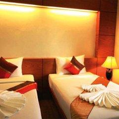 Отель Phi Phi Andaman Resort 3* Улучшенный номер с различными типами кроватей фото 4