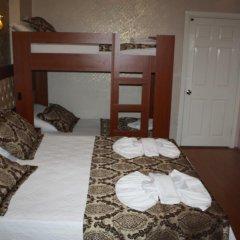 Big Apple Hostel & Hotel Семейный номер Делюкс с двуспальной кроватью фото 6