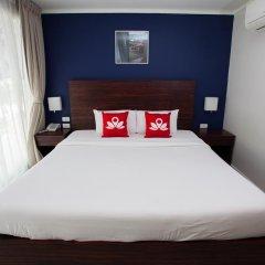 Отель ZEN Rooms Silom Soi 17 Стандартный номер с различными типами кроватей фото 11