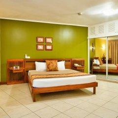 Tanoa International Hotel 4* Стандартный номер с различными типами кроватей фото 4