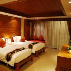 Отель Honey Resort 3* Номер Делюкс двуспальная кровать