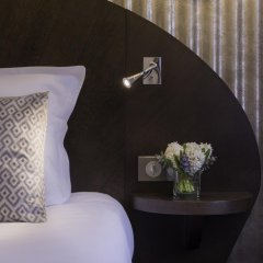 Отель Hôtel de Neuve Le Marais by Happyculture 3* Стандартный номер с различными типами кроватей фото 5