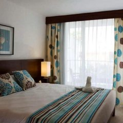Отель Grand Paradise Playa Dorada - All Inclusive 3* Улучшенный номер с различными типами кроватей фото 10