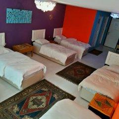 Istanbul Harmony Hostel Кровать в общем номере двухъярусные кровати