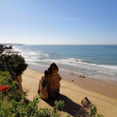 Отель Turim Estrela do Vau Hotel Португалия, Портимао - отзывы, цены и фото номеров - забронировать отель Turim Estrela do Vau Hotel онлайн пляж