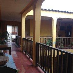 Hotel Yaragua балкон