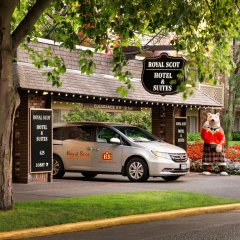 Отель Royal Scot Hotel & Suites Канада, Виктория - отзывы, цены и фото номеров - забронировать отель Royal Scot Hotel & Suites онлайн городской автобус