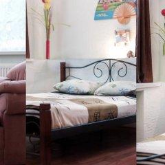 Гостиница Колумб Студия разные типы кроватей фото 38