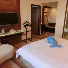 Ocean Hotel 4* Улучшенный люкс с различными типами кроватей фото 3