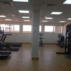 Отель Espace Holiday Homes Elite фитнесс-зал фото 3