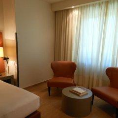 Отель Starhotels Michelangelo 4* Улучшенный номер с различными типами кроватей фото 16