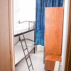 Hostel Melting Pot Rome Кровать в женском общем номере с двухъярусной кроватью фото 3