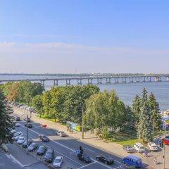 Гостиница Dnipropetrovsk Днепр балкон