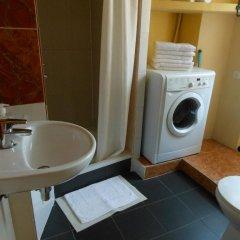 Отель Daukanto Apartments Литва, Вильнюс - отзывы, цены и фото номеров - забронировать отель Daukanto Apartments онлайн ванная