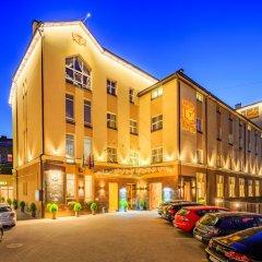 Taurus Hotel & SPA парковка