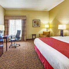 Отель La Quinta Inn & Suites Vicksburg 2* Стандартный номер с различными типами кроватей