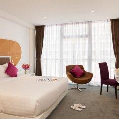 Hotel Icon Bangkok 4* Улучшенный номер с различными типами кроватей фото 16