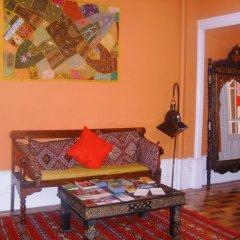 Отель Porto Riad Guest House 2* Стандартный семейный номер разные типы кроватей фото 2