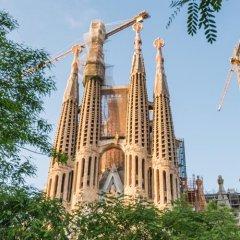 Отель AB Sagrada Familia Bofill Барселона развлечения
