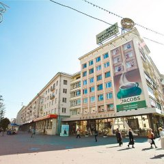 Гостиница Vip-Kvartira 3 Апартаменты разные типы кроватей
