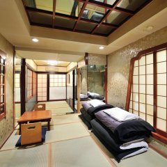Отель Khaosan World Asakusa Ryokan Номер Делюкс