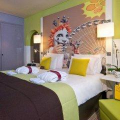 Отель Mercure Nice Centre Grimaldi 4* Стандартный номер с различными типами кроватей фото 2