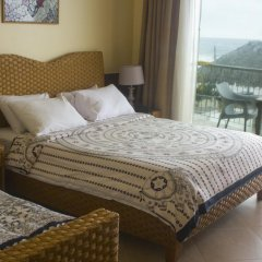 Отель Dharma Beach 3* Стандартный номер с различными типами кроватей фото 19