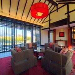 Отель Banyan Tree Lijiang 5* Люкс разные типы кроватей
