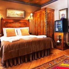 Отель Faik Pasha Hotels Стамбул комната для гостей фото 5