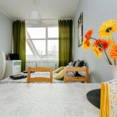 Отель Grey Apartments II Польша, Вроцлав - отзывы, цены и фото номеров - забронировать отель Grey Apartments II онлайн комната для гостей фото 5