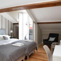 Отель Flores Guest House 4* Улучшенный номер с различными типами кроватей фото 6