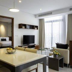 Отель SILA Urban Living 4* Студия Deluxe с различными типами кроватей фото 2