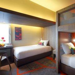 Отель ibis Styles Bangkok Khaosan Viengtai 3* Стандартный номер с разными типами кроватей