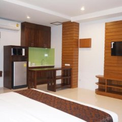 Отель Lanta Intanin Resort 3* Номер Делюкс фото 40
